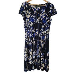 Lauren Ralph Lauren Vintage Soft Fit N Flare Dress